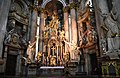 Church of St. Nicholas, Baroque interior, !703-63, Little Quarter, Prague (12) (25941622880).jpg