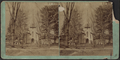 Churchyard. Cooperstown, N.Y, by Smith, Washington G., 1828-1893.png