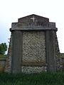 Cimitirul ostaşilor germani (1916 - 1919) - grup intrare cimitir.JPG