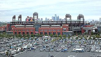 Citizens Bank Park - Citizens Bank Park in 2010