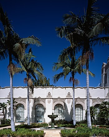 City Hall, Beverly Hills, California, USA