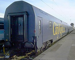 Sleeping car - Wikipedia