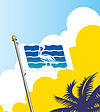 Flag of St. Petersburg, Florida