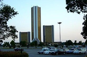 Buildings of Tulsa, Oklahoma - Image: City Plex Towers in Tulsa, Oklahoma