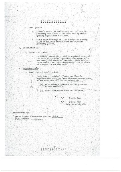 Civil Information and Education Section - 21 December 7 1945