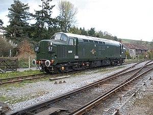 British Rail Class 37 - British Railways Class 37