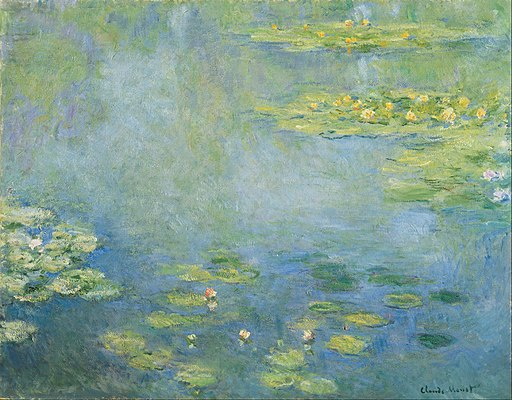 Claude Monet - Waterlilies - Google Art Project