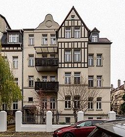 Claudiusstraße in Leipzig