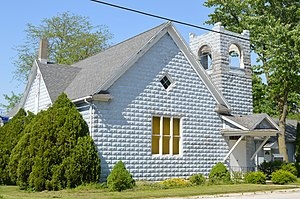 Clay Center, Ohio - Presbyterian church