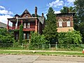 Cleveland, Central, 2018 - Andrew Dall, Jr., and James Dall Houses, Central, Cleveland, OH (28807005817).jpg