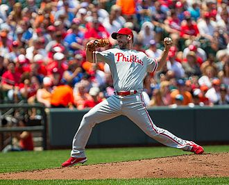 2014 Philadelphia Phillies season - Cliff Lee pitched an opening-day win for the Phillies, despite allowing eight runs