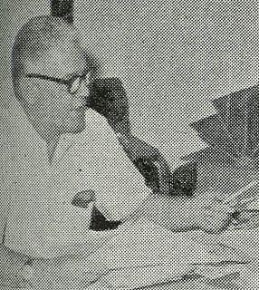 Clifford Dodd Radio expert and administrator