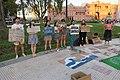 Climate Activists at Plaza de Mayo hnapel 001.jpg