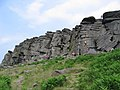 Climbers on Stanage Edge - geograph.org.uk - 195300.jpg