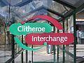 Clitherore Interchange sign.jpg