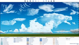 Cloud atlas - An example of a Cloud Atlas