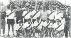 Club Luján - The 1963 team that won a title for the club.