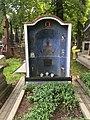 Cmentarz prawos lawny w Warszawie Grób Jerzego Klingera.jpg
