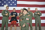Coast Guard dream becomes reality for youngest recruit 140823-G-ZV557-394.jpg