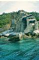 Coastal cliff in Foça..jpg