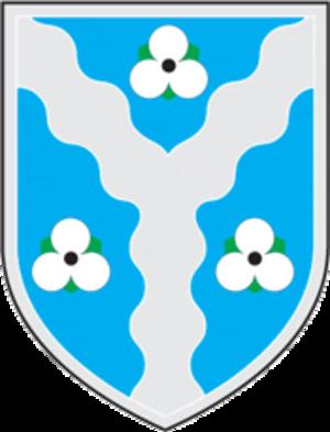 Zhabinka - Image: Coat of Arms of Žabinka, Belarus