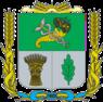 Coat of Arms of Chuhuivskyj Raion in Kharkiv Oblast.png