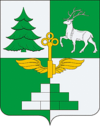 Coat of Arms of Tynda (Amur oblast) (2006).png