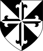 Coat of Arms of the Dominican Order.png