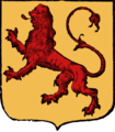 Coat of arms of Alexander the Great - Jerome de Bara.png