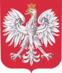 https://upload.wikimedia.org/wikipedia/commons/thumb/e/e4/Coat_of_arms_of_Poland-official3.png/123px-Coat_of_arms_of_Poland-official3.png