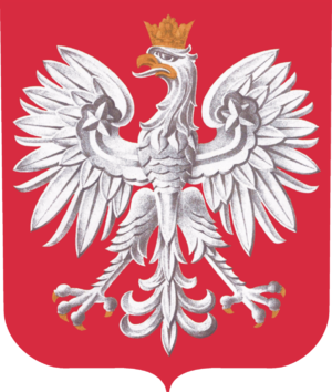 Polish Armed Forces rank insignia - Image: Coat of arms of Poland official 3