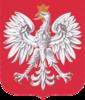 Brasão de armas da Polónia