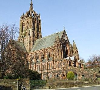 Crown steeple - Coats Memorial Baptist Church, Paisley (1885)