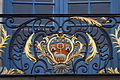 Coats of arms, balcony of Capitole of Toulouse 14.JPG