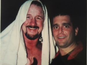 Cody Michaels - Michaels and Terry Funk