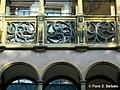 Colmar, maison des chevaliers de Saint-Jean, balustrade.jpg