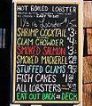 Colorful Seafood Sign Rockport, Massachusetts 2008 (2426650964).jpg