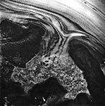 Columbia Glacier, Terentiev Lake, Calving Distributary Terminus, August 27, 1963 (GLACIERS 1030).jpg