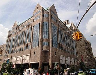 Columbia University Medical Center - Image: Columbia University Medical Center Morgan Stanley Children's Hospital