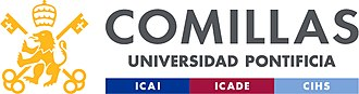 Comillas Pontifical University - Image: Comillas Universidad Pontificia logo (2018)