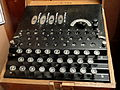 Commercial ENIGMA - National Cryptologic Museum - DSC07755.JPG