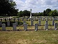 Commonwealth War Graves Colchester Cemetery, Mersea Road - geograph.org.uk - 1386023.jpg