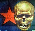 Communism symbol and skull (cropped).jpg