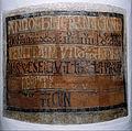 Consecration inscription from Sant Climent de Taüll - Google Art Project.jpg