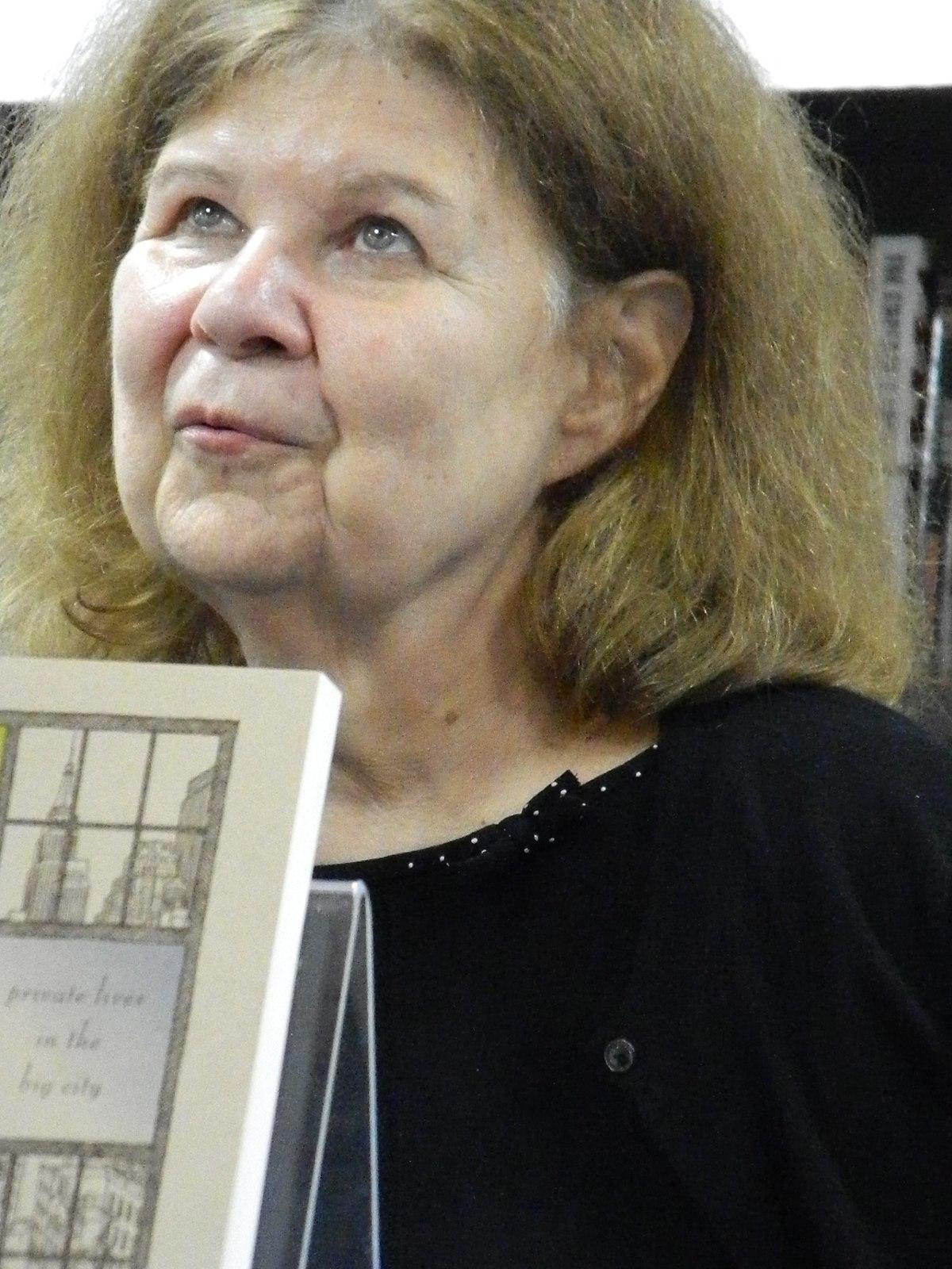 Constance Rosenblum Wikipedia