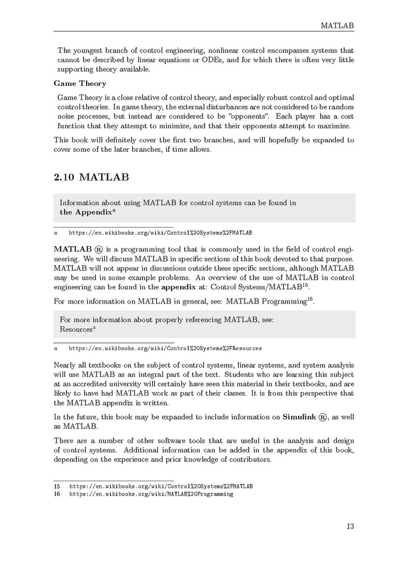 Control System Iit Notes Pdf