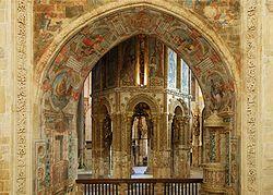 Convento Cristo December 2008-10