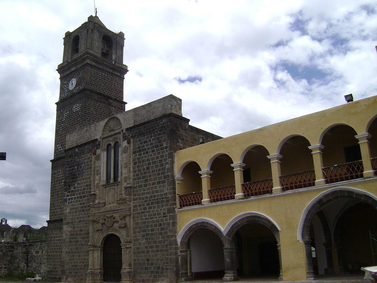 Ex Convento Franciscano de Calpan