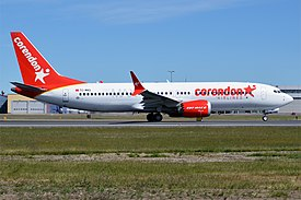 Corendon Airlines Boeing 737 Max