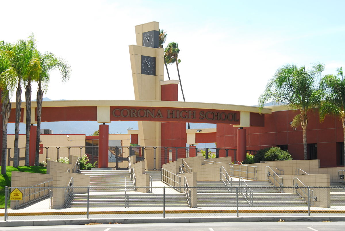 Corona High School Wikipedia